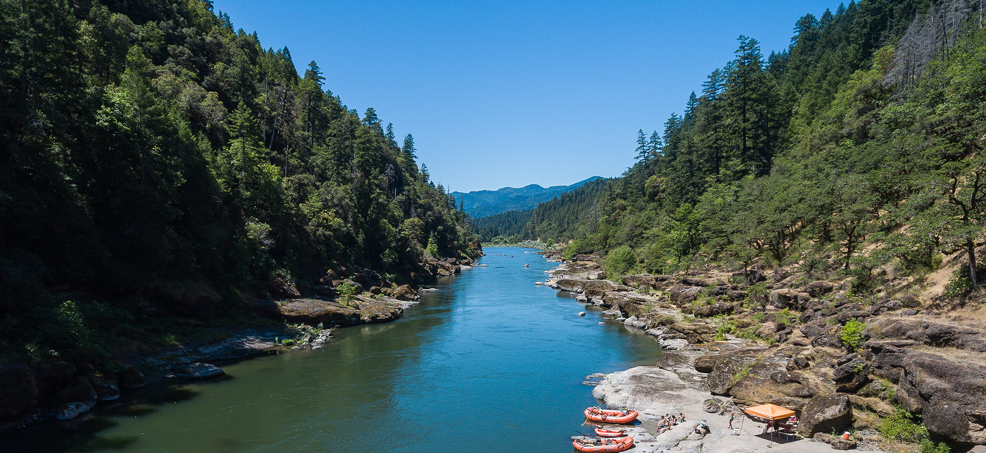 Oregon's Wild and Scenic Rogue River