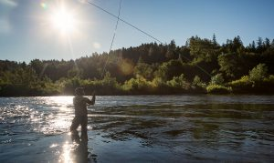 Fly Fishing on Oregon's Rogue River